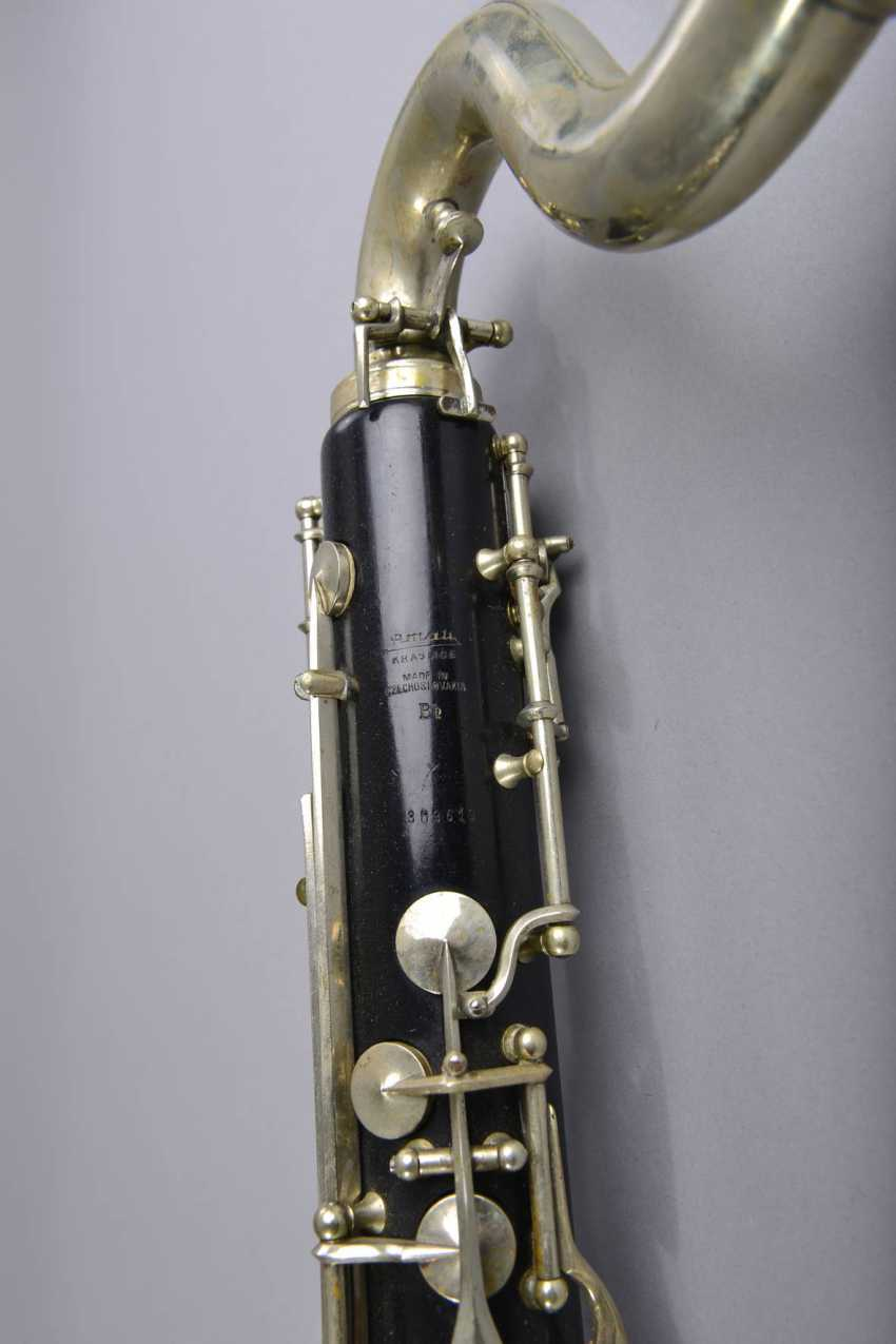 Bass Clarinet - photo 2