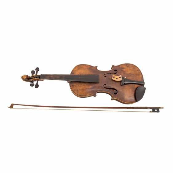 VIOLIN IN THE MANNER OF JACOBUS STAINER - photo 1