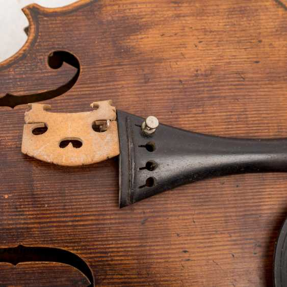 VIOLIN IN THE MANNER OF JACOBUS STAINER - photo 3