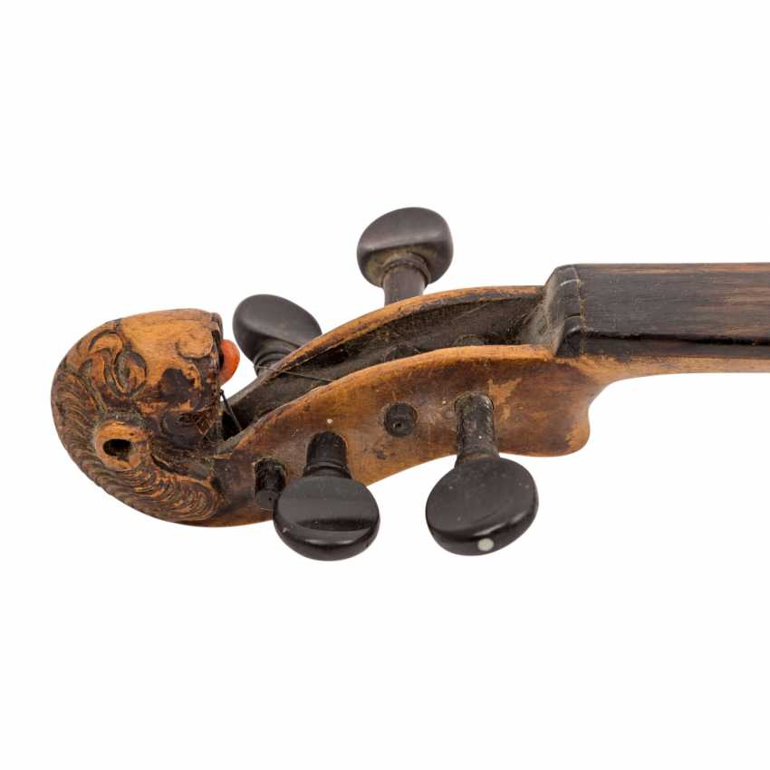 VIOLIN IN THE MANNER OF JACOBUS STAINER - photo 4