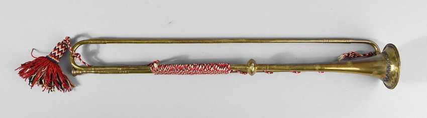 Naturtrompete - Foto 1