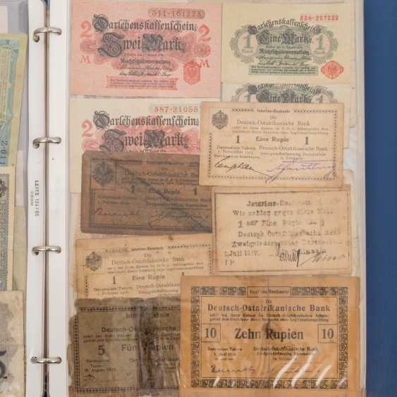 Historic banknotes Germany and Russia, 1. Half of the 20. Century. - - photo 4