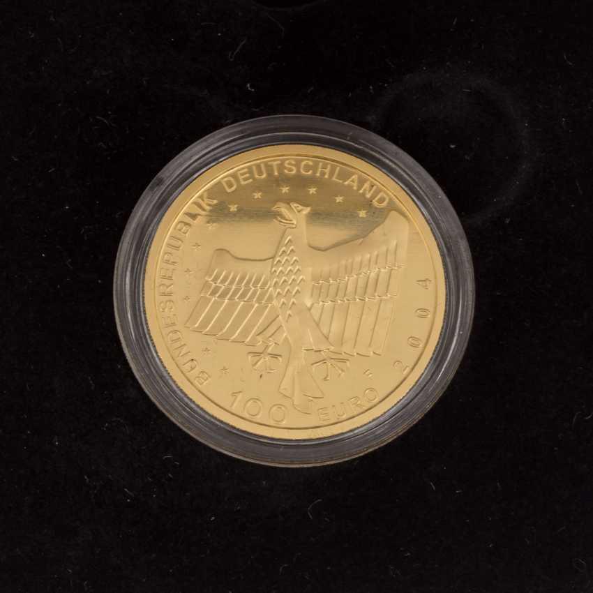BRD/Gold -100€ 2004, - photo 3