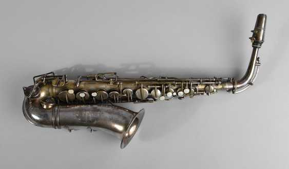 Alto Saxophone - photo 1