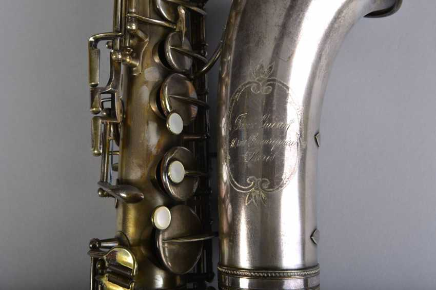 Alto Saxophone - photo 3