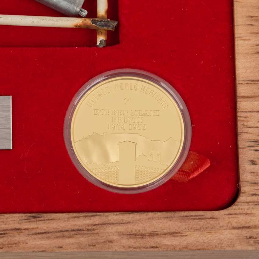 Nelson Mandela / GOLD - 2013, 1 medal with a total of 1 oz - photo 6