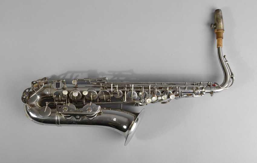 C-Saxophon - photo 1