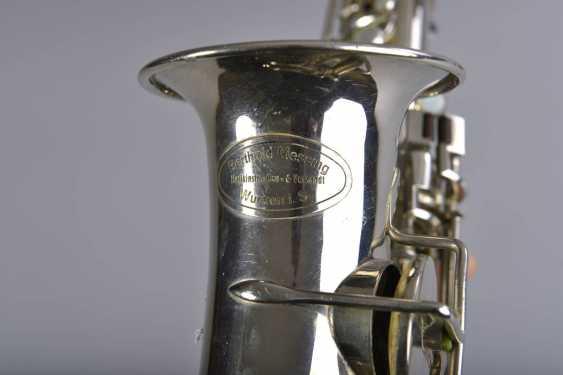 Sopran-Saxophon - photo 2