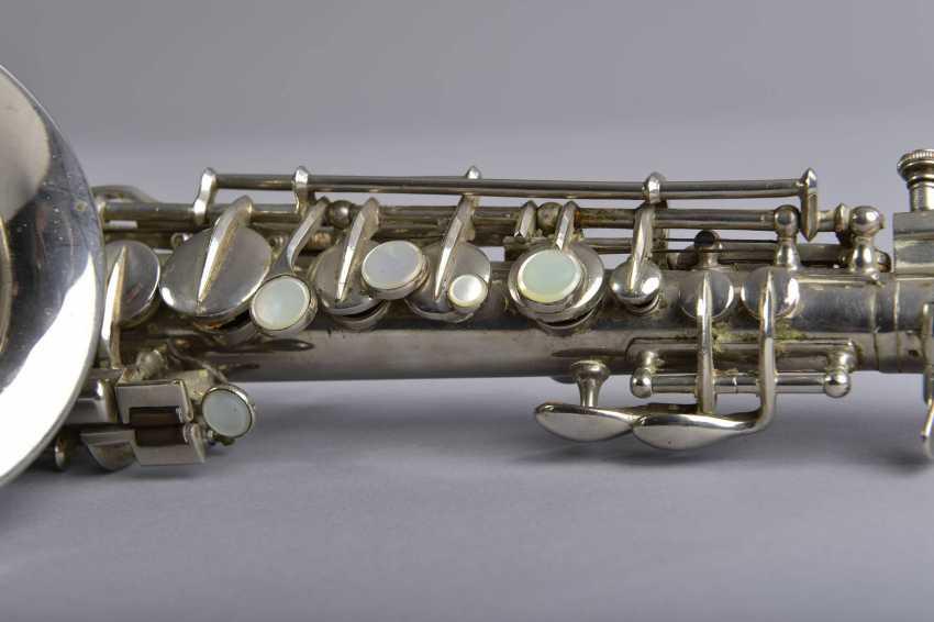 Sopran-Saxophon - photo 3