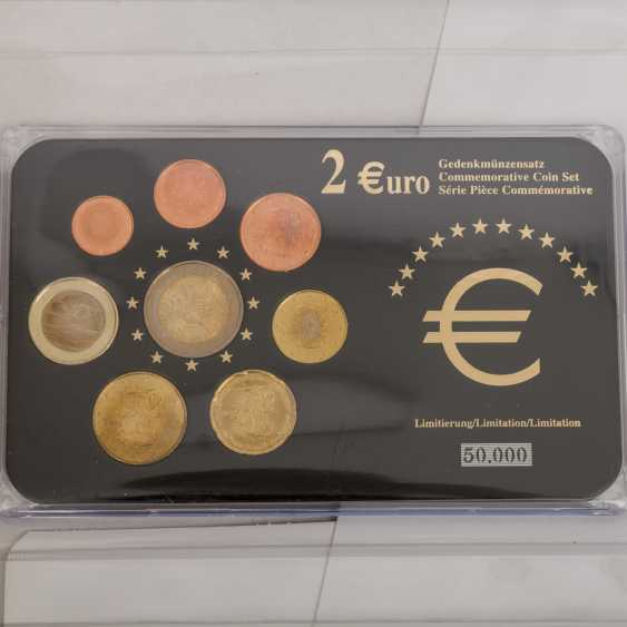 Euro exchange rate rates a special edition with the medal, - photo 3