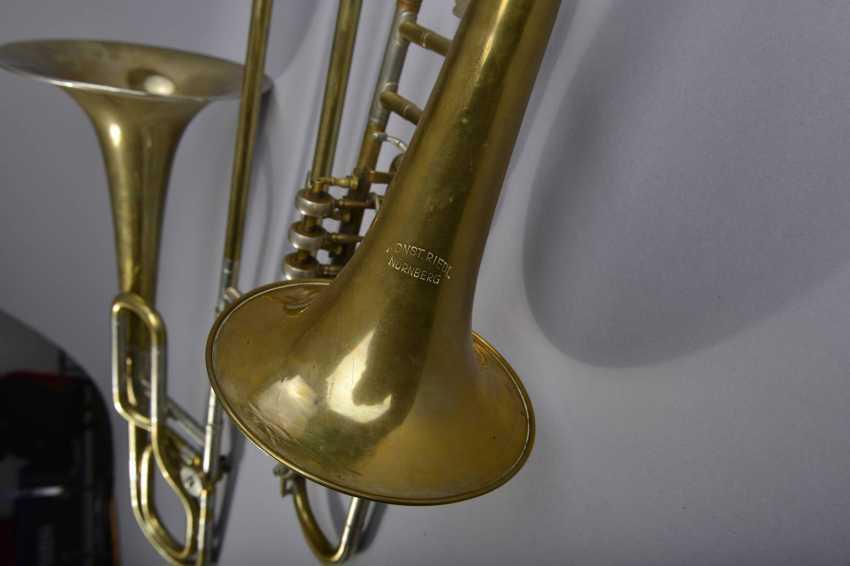 Two Trombones - photo 2