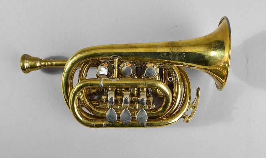 Pocket cornet - photo 1
