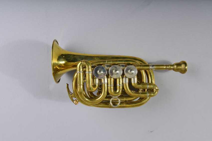 Pocket cornet - photo 3