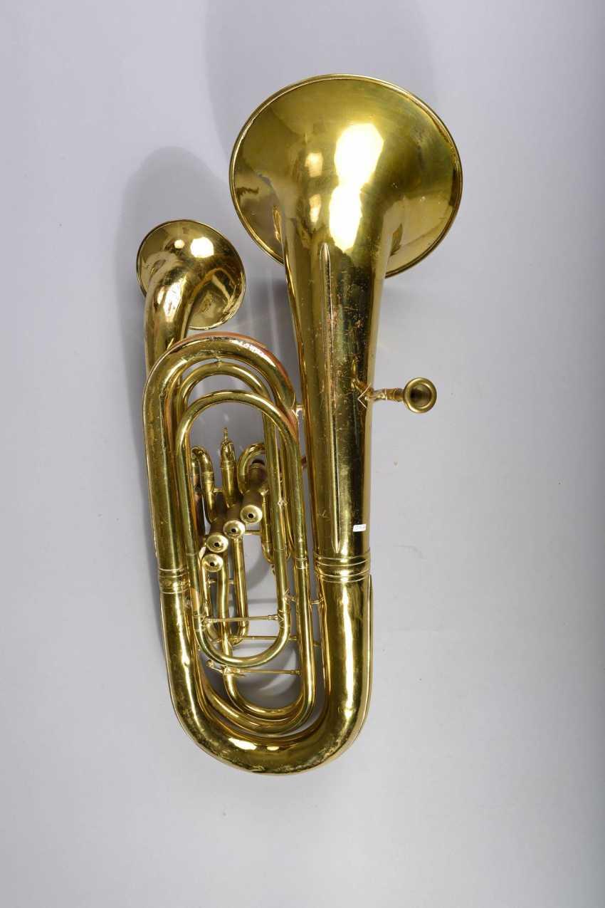 Double-Bell Baritone - photo 2