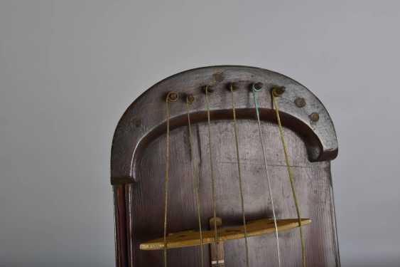 "Seltenes Saiteninstrument (""Fuxel"") - photo 2"