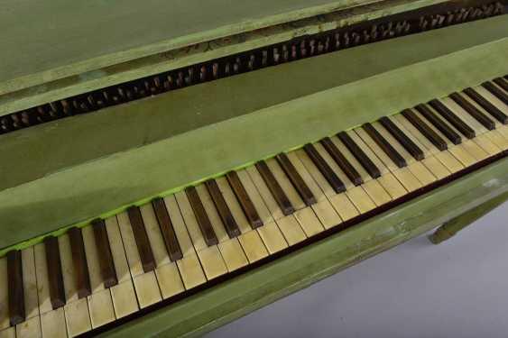Square piano - photo 2