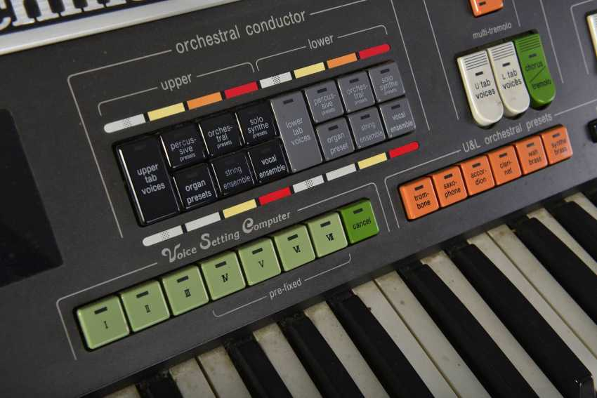 Electric Organ - photo 3