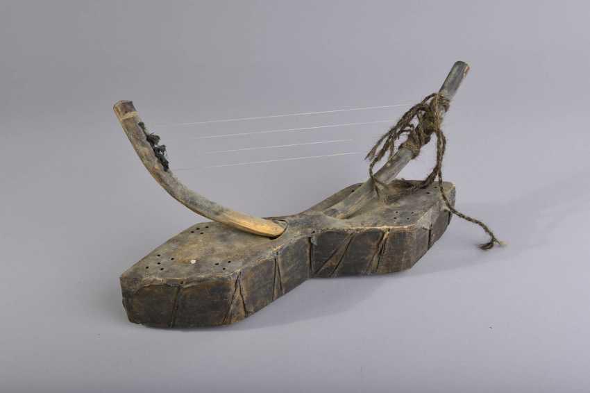 Primitives Zupfinstrument - photo 2