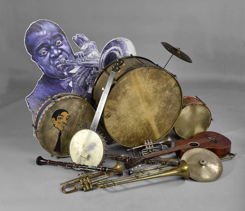 Konvolut Musikinstrumente - photo 1