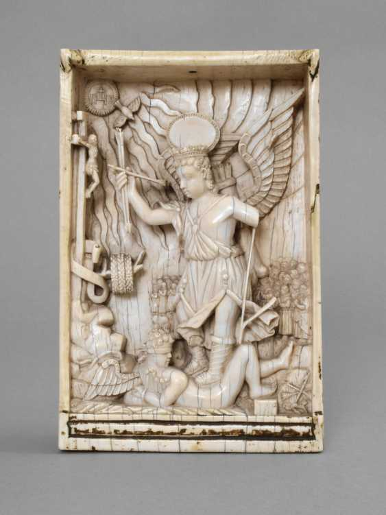 Fine Ivory Carving - photo 1