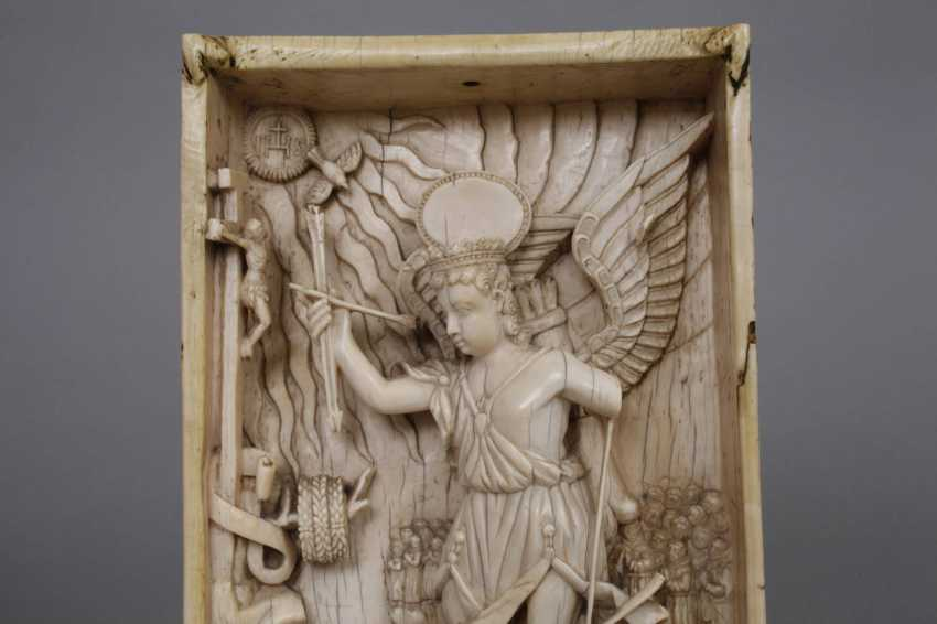 Fine Ivory Carving - photo 2