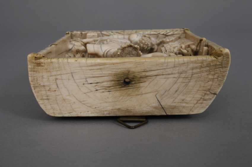 Fine Ivory Carving - photo 5