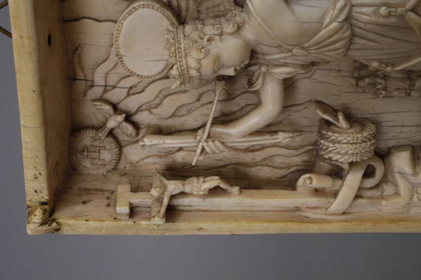 Fine Ivory Carving - photo 9