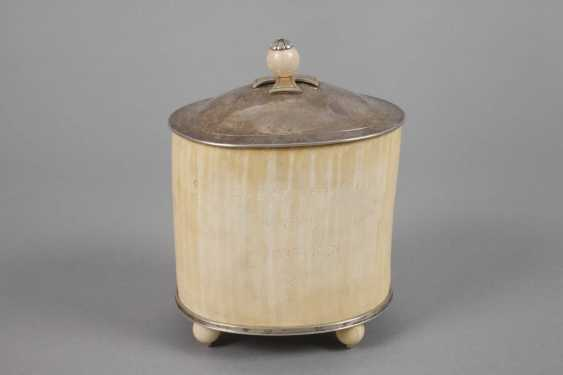 Lid Of Box In Ivory - photo 2