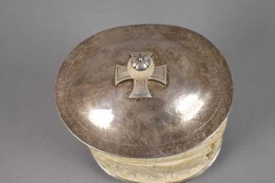 Lid Of Box In Ivory - photo 4