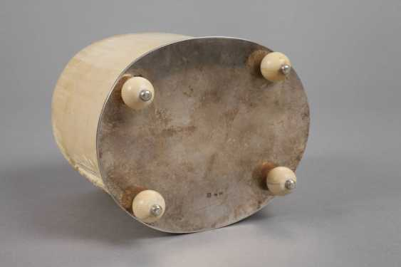 Lid Of Box In Ivory - photo 5