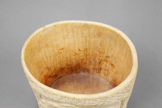 Lid Of Box In Ivory - photo 7