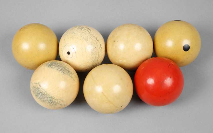 Billiard balls - photo 1