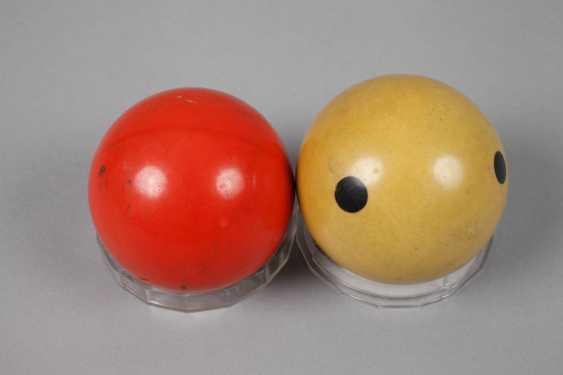 Billiard balls - photo 3