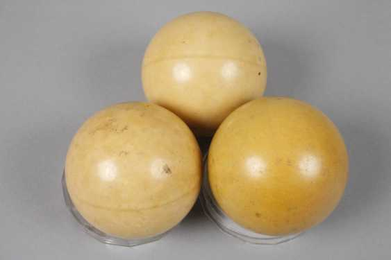 Billiard balls - photo 4
