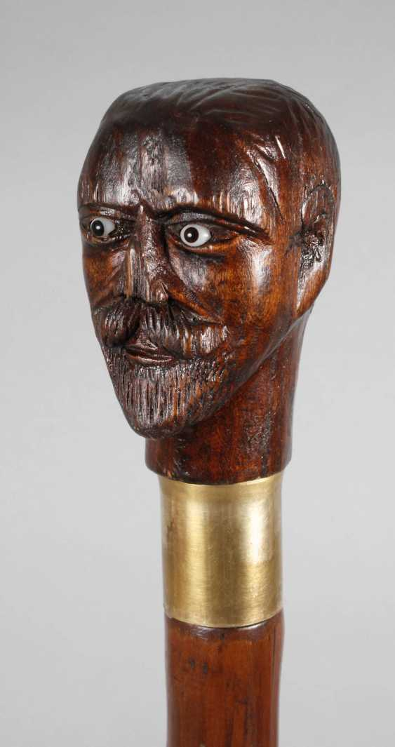 Figural Walking Stick - photo 1