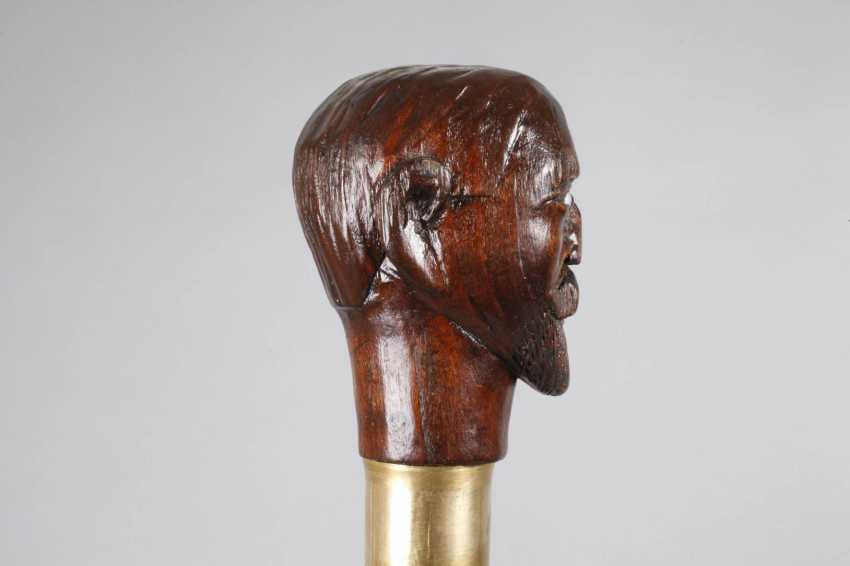 Figural Walking Stick - photo 2