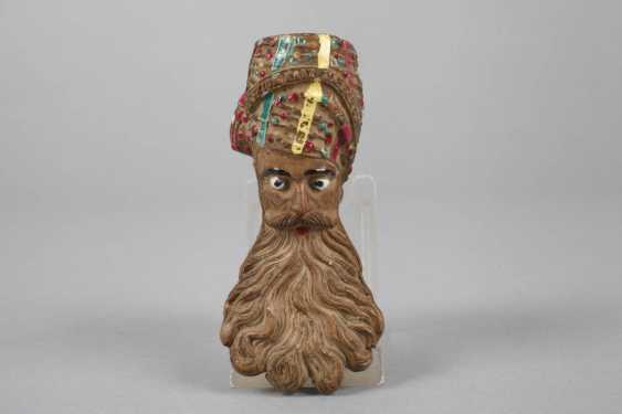 A Figural Pipe Head - photo 3