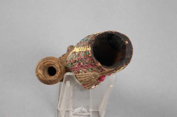 A Figural Pipe Head - photo 4