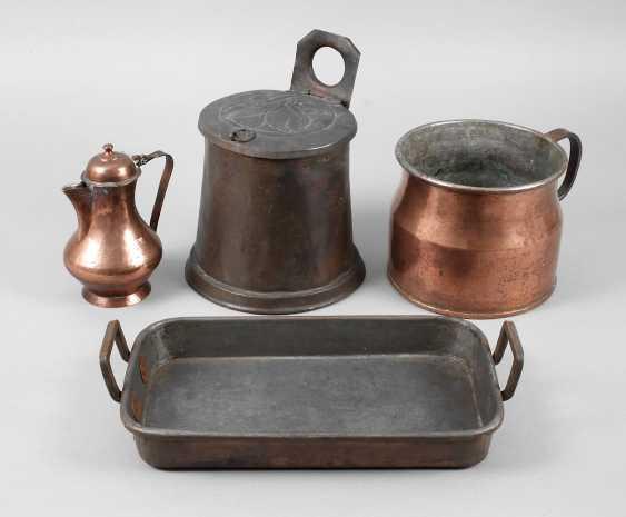 Four Parts Of Copper - photo 1