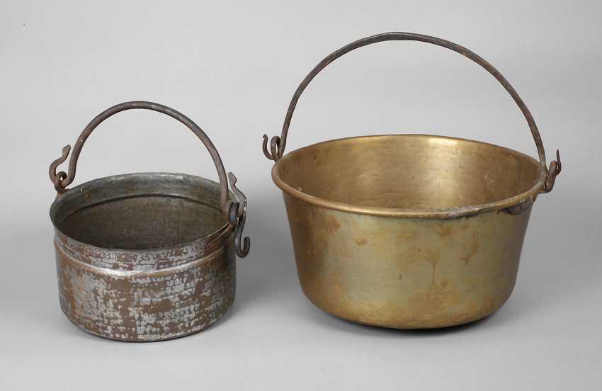 Two peasant pots - photo 1