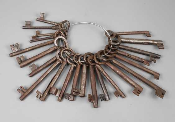 Vintage Key - photo 1