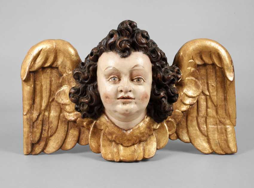Резной Ангел Главная - фото 1