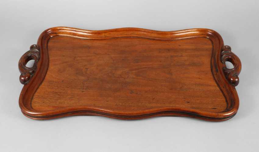 Tablett Louis Philippe - photo 1