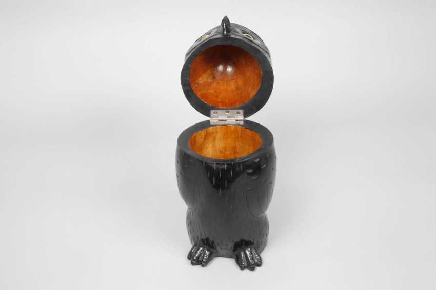 Figural Tobacco Pot - photo 2