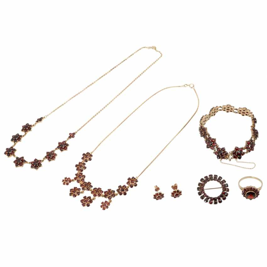 Jewelry mixed lot of 6 pieces, - photo 1