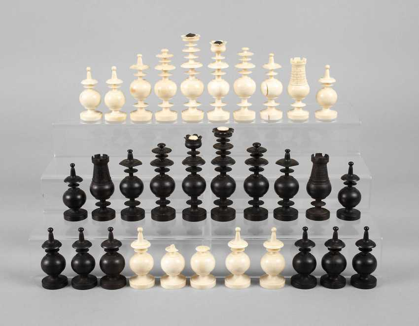 A Fine Game Of Chess The Ivory - photo 1