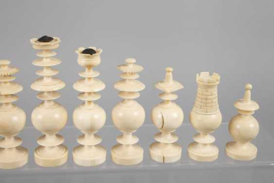 A Fine Game Of Chess The Ivory - photo 2