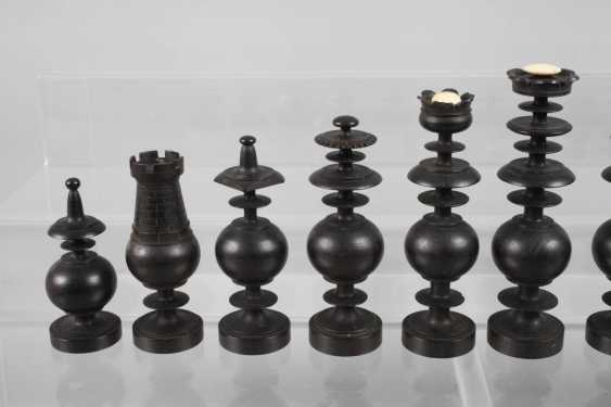 A Fine Game Of Chess The Ivory - photo 3