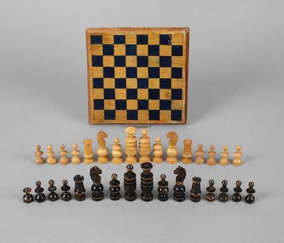 Travel chess game - photo 1