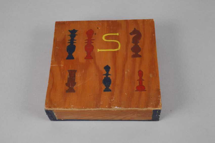 Travel chess game - photo 2